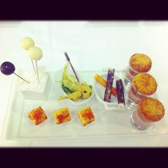 Snacks Hofmann - @chefdanitorres- #webstagram    Cocina creativa gourmet - Creative Food