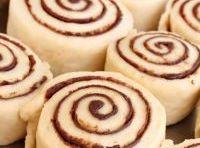 Cinnamon Beet Rolls