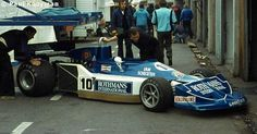 March Ford Cosworth DFV - Ian Scheckter (S. Sport F1, Ford, First Car, Vintage Racing, Formula One, Grand Prix, Cars And Motorcycles, Over The Years, Race Cars