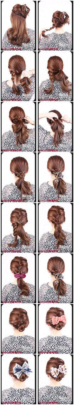 3 Easy DIY Bridal Hairstyles