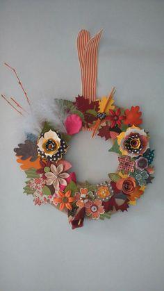 Creations, Wreaths, Halloween, Fall, Home Decor, Craft, Fall Season, Autumn, Decoration Home