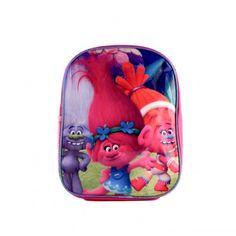 "Ghiozdan 12"" Trolls TRO12002 Pot Holders, Lunch Box, Hot Pads, Potholders, Bento Box"