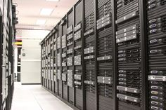 Various Dell Poweredge servers racked at The Planet (now Softlayer - they merged in 2010).