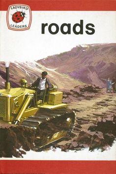 737(Roads) | Flickr - Photo Sharing! Spot Books, Ladybird Books, Black Spot, Vintage Books, My Dad, My Childhood, Childrens Books, Roads, Memories