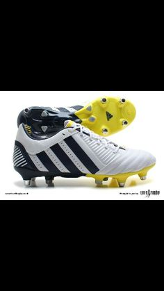 quality design c4eb8 62d93 Get your new adidas Rugby Boots personalised for FREE with Lovell Rugby -  Including Predators  Kakari rugby boots.