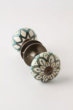 Shadeless Doorknob - Anthropologie.com