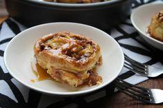 APPLE-PECAN sticky buns // shutterbean