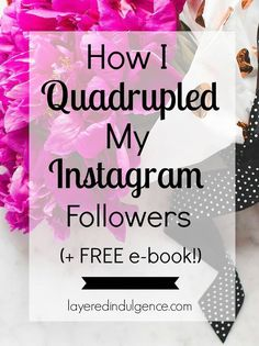 If you're stuck on how to grow your Instagram followers, come right this way! In this FREE Instagram e-book I show you the exact steps I took to QUADRUPLE my followers over just a few months. I provide tips on everything from how to theme your feed to creating an engaged following. Click through to get access or save this pin for later! Instagram Apps, Instagram Schedule, Instagram Marketing Tips, Followers Instagram, Instagram Ideas, Blogging For Beginners, Social Media Tips, Blog Tips, Business Tips