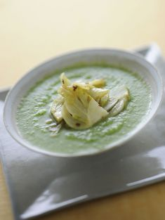 Vellutata di broccoli con scalogno e finocchi al cumino e zenzero - Tutte le ricette dalla A alla Z - Cucina Naturale - Ricette, Menu, Diete