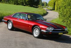 Jaguar XJS, one of my dream cars.
