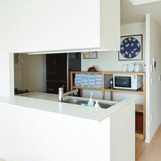 吊り戸棚 はもっと使える キッチンのすっきり収納4つのコツ 画像