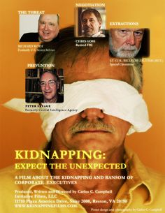 This is a video produced by IF films on kidnapping and how to not be a victim, and if one, how to survive