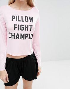 Pillow Fight Champion