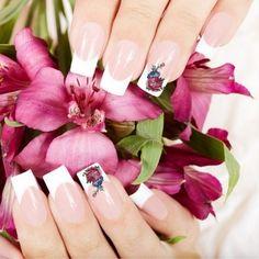 Wir wünschen Euch schöne Ostern www.beauty-palast.net/nailart-design/nail-art-sticker/blumen/ http://stores.ebay.de/beautypalast