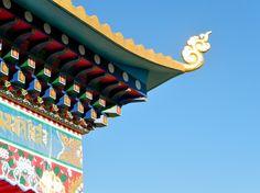 centro budista tres coroas/brazil