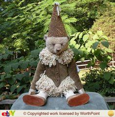 Stunning costumed bear by Kate Berlin