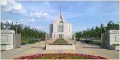 Мормонские храмы | Храмы мормонов