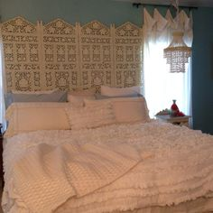 Moms bedroom reno