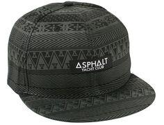 "ASPHALT YACHT CLUB ""Native"" Snapback Cap"