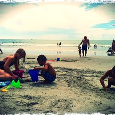 Afternoon fun in the sun at Myrtle Beach