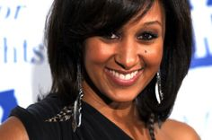 Tamera Mowry-Housley Shares Tips For Curly Hair