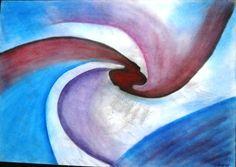 Dino Buchmann, Tornado, Pastell auf Papier, BxH on ArtStack Abstract, Artist, Artwork, Painting, Pastel, Photo Illustration, Summary, Work Of Art, Auguste Rodin Artwork