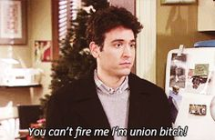 how i met your mother meme lawyered   how i met your mother meme: three characters [2/3] ? ted mosby