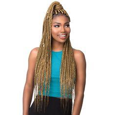 Hair Braids Dynamic Lisi Hair 24 Inches Long Ombre Kanekalon Synthetic Braiding Hair Blonde Pink Blue 88 Kinds Fashion Jumbo Braids Hairstyles