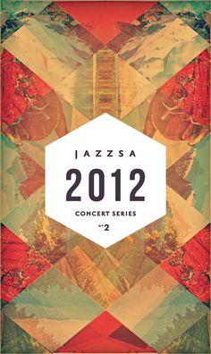 JazzSA by CJ Rhodes, via Behance