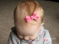 Baby Hair Bows -