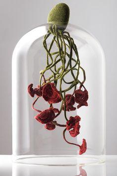 Création // Sophie Dalla Rosa - Crochet Art