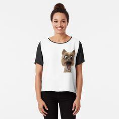 surprised dog face Surprised Dog, Shark, Face, Dogs, Women, Fashion, Moda, Fashion Styles, Pet Dogs