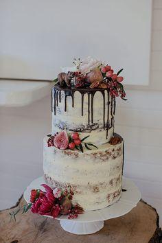 INSPIRATION: WEDDING CAKE IDEAS