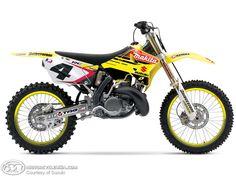 2006 Suzuki My bike ❤ Mx Racing, Dirt Bike Racing, Motocross Racing, Motocross Bikes, Racing Motorcycles, Sport Bikes, Motorcycle News, Motorcycle Garage, Suzuki Motocross