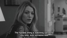 Welcome Upper East Siders to my Gossip Girl fan page! The show is technically over, but for us it. Gossip Girls, Gossip Girl Quotes, Tv Show Quotes, Film Quotes, Sad Love Quotes, Mood Quotes, Romantic Movie Quotes, Quote Aesthetic, Loving Someone
