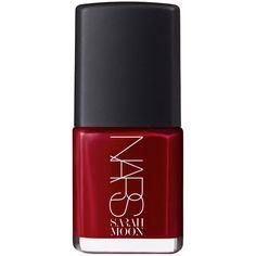 NARS La Dame En Noir Nail Polish - La Dame En Noir (€19) ❤ liked on Polyvore featuring beauty products, nail care, nail polish, makeup, nails, beauty, accessories, la dame en noir, nars cosmetics and shiny nail polish