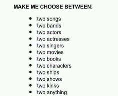 This should be fun!(: Comment below!(: Tehe.