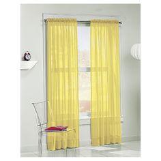 Calypso Rod Pocket Curtain Panel No. 918 : Target