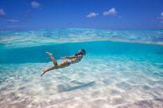 Elena Kalis, fotografía bajo el agua.