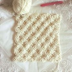 Crochet Stitch + Diagram + Video Tutorial by lorene