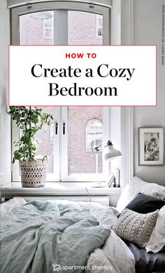The Pinterest-Proven Formula for the Ultimate Cozy Bedroom   there's a clear-cut formula to having a beautiful-but-cozy bedroom, and it involves lots of texture, comfort and a lack of perfectionism.