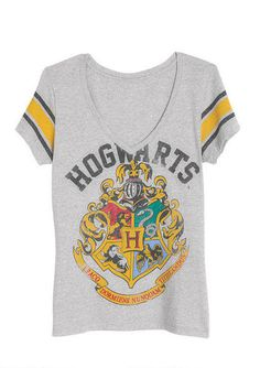 Harry Potter Hogwarts Tee - Harry Potter - Graphic Tees - dELiA*s.. Large