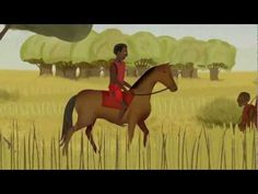 Demonka, kobieta i ptak - bajka grupy etnicznej Serer, Senegal Afryka bajka afrykańska - YouTube