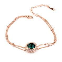 Fashion zircon jewelry bracelet 370194