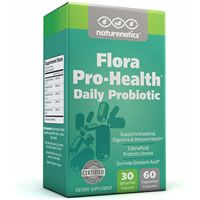 Just posted a new review! This time we tried out #Naturenetics Flora Pro Health Daily Probiotic:  http://www.probioticsguide.com/naturenetics-flora-pro-health-daily-probiotic-review/