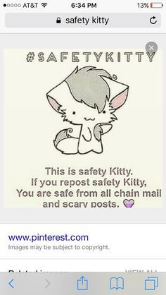 """<a class=""""pintag searchlink"""" data-query=""""%23safetykitty"""" data-type=""""hashtag"""" href=""""/search/?q=%23safetykitty&rs=hashtag"""" rel=""""nofollow"""" title=""""#safetykitty search Pinterest"""">#safetykitty</a>"""