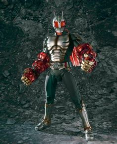 AmiAmi [Character & Hobby Shop] | S.I.C. Kamen Rider Super 1