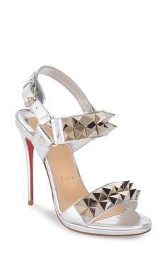 Brilliant Luxury by Emmy DE ?Christian Louboutin Collegissima Veau Velours FW��
