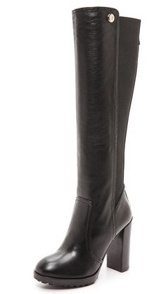 Tory Burch Knee High Pair