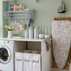 Utlise Your Utility Room
